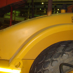 STA W1100 road roller  : Fuel consumption monitoring